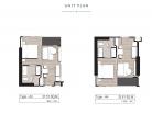 The Panora Condo - unit plans - 2