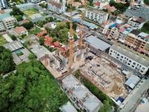 The Panora Condo - 2020-07 construction site - 1