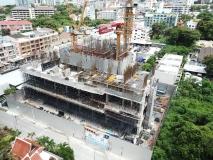 The Panora Condo - 2020-09 construction site - 2