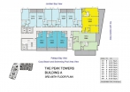 The Peak Towers - floor plans bld A - 2