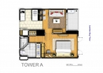 The Peak Towers - unit plans - 2