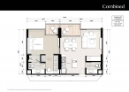 Riviera Jomtien - floor plans - 5