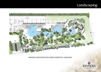 Riviera Jomtien - masterplan, parking - 2