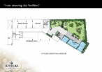 Riviera Jomtien - masterplan, parking - 3