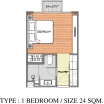 Venetian Condo Resort - unit plans - 1
