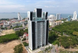 Vision Condo Pattaya - price from 2,450,000 THB;  Pratamnak Hill for sale, resale price, hot deals, location map in Thailand