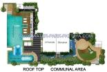 Waterpark Condo - floor plans - 1