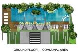 Waterpark Condo - floor plans - 2