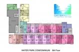 Waterpark Condo - floor plans - 6