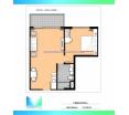 Waterpark Condo - unit plans - 6