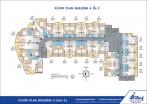 Whale Marina Condo - 楼层平面图 - 2
