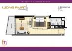 Wongamat Tower - unit plans - 1