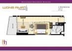 Wongamat Tower - unit plans - 2