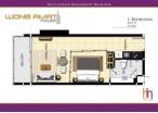 Wongamat Tower - unit plans - 3