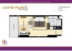 Wongamat Tower - unit plans - 4