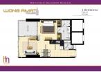 Wongamat Tower - unit plans - 5
