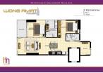 Wongamat Tower - unit plans - 6